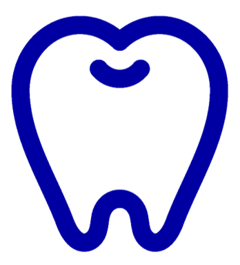 歯のマーク